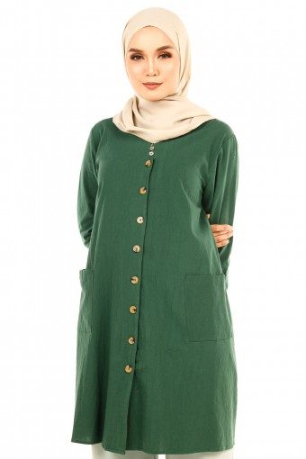 EMBUN MULTIPLE  BUTTON TOP