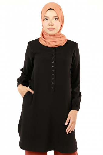 KALEELA PUFF SLEEVE TOP