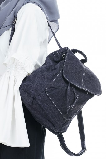 Jeans light bagpack