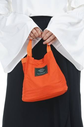Petite Sling Bag (Orange)