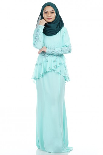 HUDAA DRESS