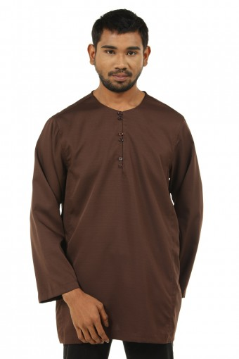 IDLAN KURTA WITH SIDE PESAK