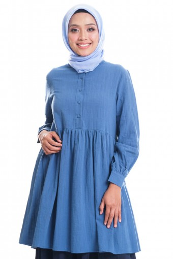 RATU TOP WITH EMPIRE WAIST