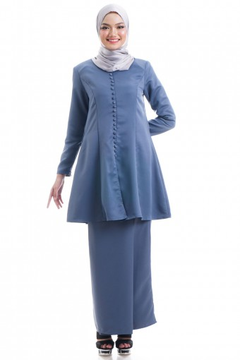 YESENIA KURUNG WITH  FRONT BUTTON   42-48