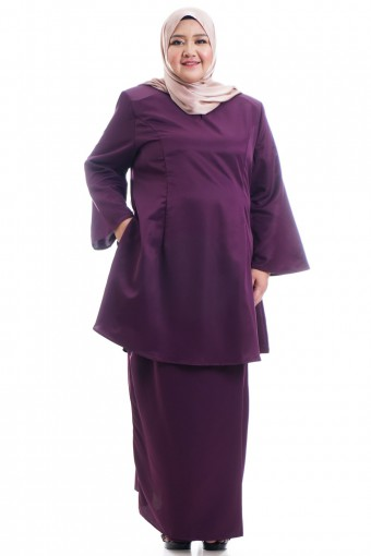 YUSNIE KURUNG WITH PRINCESS LINE  42-48