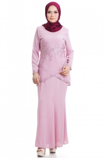 FELICY KURUNG WITH ASYMMETRICAL