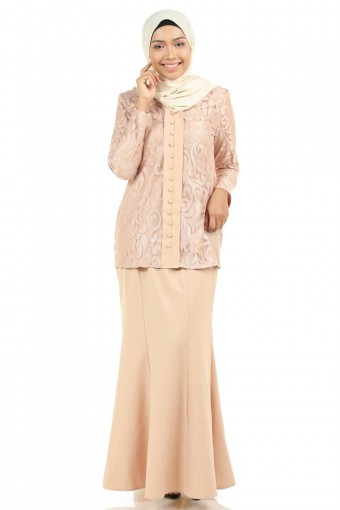 ALEA KEBAYA WITH FRONT BUTTON